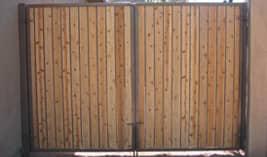 Residential Gates in Chandler - Kaiser Garage Doors & Gates
