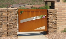 Commercial Gates in Chandler - Kaiser Garage Doors & Gates
