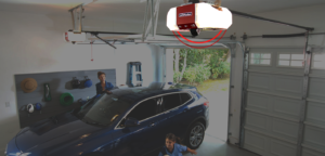 Keep an eye on your garage & See what matters
