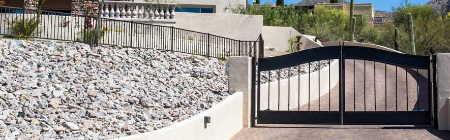 Gates in Chandler - Kaiser Garage Doors & Gates