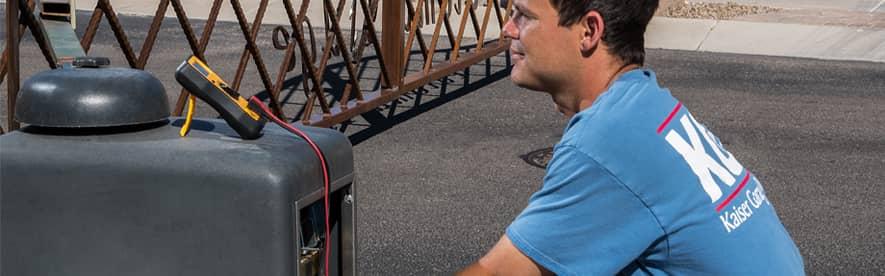 Chandler Garage Doors & Repair - Kaiser Garage Doors